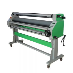 """Ving 67"""" Economical Full - auto Low Temp Wide Format Cold Laminator, with Cutting function"""