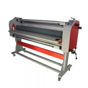 "Ving 67"" Full-auto Pneumatic cutting and Cold Laminating Machine, with Heat Assisted"