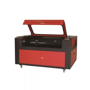 "63"" x 40"" 1610 Laser Engraver and Cutter Machine, with Electric Lifting Table and 80W Laser"
