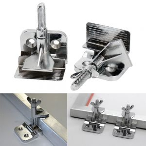 2pcs Butterfly Frame Hinge Clamp / Silk Screen Printing Hobby DIY Tool