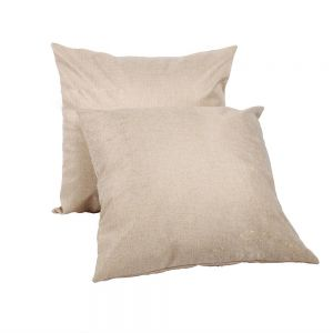 US Stock-Linen Sublimation Blank Pillow Case Cushion Cover