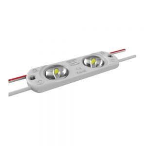 Ultrathin SMD 2835 IP68 Waterproof  LED Module ( 2LEDs, 0.8W, L56 x W17.5 x H6.2mm , Constant current, White Light )