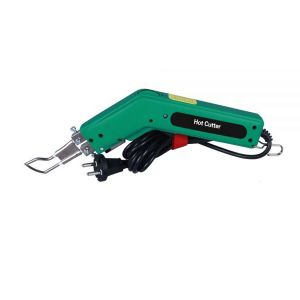Mexico Stock, 100W Durable and Practical Hand Held Hot Heating Knife Cutter Tool for Rope and Fabric Cutting