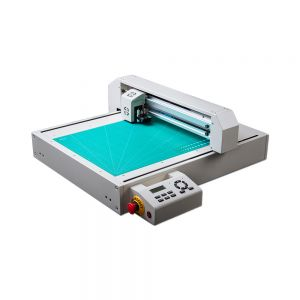 US Stock, 110V 17.7in x 24in Digital Flatbed Cutter and Plotter