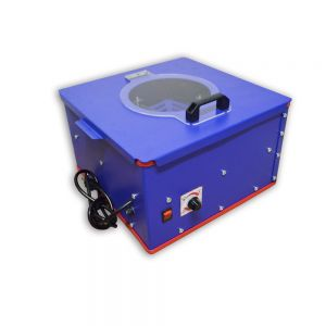 "US Stock,110V Pad Printing Electric Emulsion Coating Machine Suitable Steel Plate Size:3.5""-6.29"""