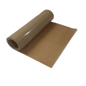 "US Stock,   36"" x 5 Yard Self-Adhesive Teflon Fabric Sheet Roll 5Mil Thickness Heat Resistant Fabric"