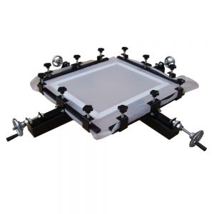 "US Stock-CALCA High Precise  24"" x 24"" Manual Screen Stretching Machine Screen Printing Stretcher"