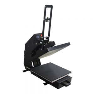"US Stock-Ving 16"" x 20"" Auto Open T-shirt Heat Press Machine with Slide Out Style"