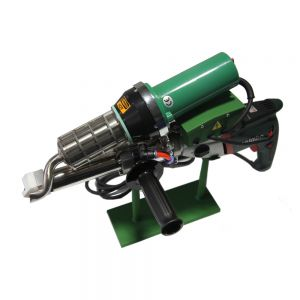 AC220V Handheld Plastic Extrusion Welder Hot Air Extruder 5001A