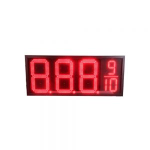 "18"" LED Gas Station Electronic Fuel Price Sign Motel Price Sign 888910"