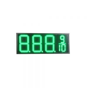 """20"""" LED Gas Station Electronic Fuel Price Sign Motel Price Sign 888910"""