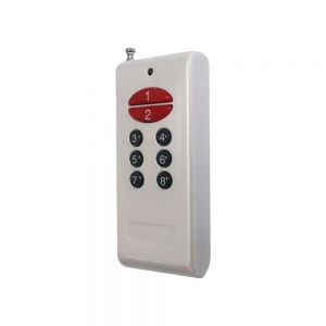 RF Remote Control For LED Gas Station Electronic Fuel Price Sign