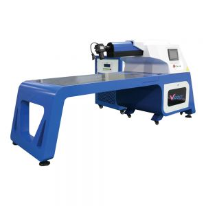 Ving  New 300W Advertising YAG Laser Welding Machine for Fine Metal Channel Letter Making