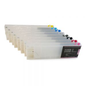 Epson Stylus Pro 4880 Refill Ink Cartridges 8pcs / set, with 4 Funnels