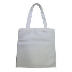 10pcs Premium Blank Sublimation Canvas Shopping Bags Tote Bags
