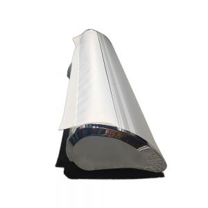"US Stock, 33.5"" X80"" H Premium Small Teardrop Roll up"