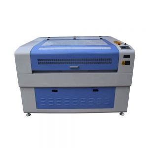 """51"""" x 35"""" 130W CO2 Laser Cutter, with USB Port and Electric Lifting Worktable"""