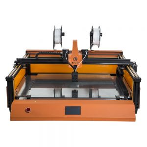 Intelligent Advertising Color - Changing Shell Channel Letter 3D Printer T5