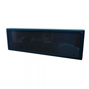 "26"" x 8"" Indoor 4 Lines LED Scrolling Sign (Tricolor or Single Color)"