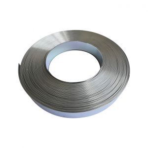"""Thickened 40mm (1.57"""") x 100m (328ft) Roll Aluminum Tape (Flat Coil without Folded Edge, 0.8mm (0.031"""") Thickness, Mirror Silver)"""