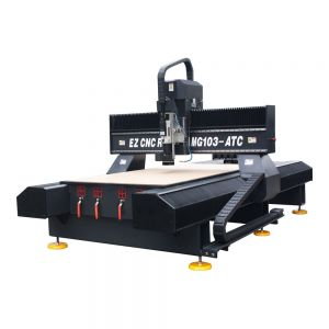 US Stock, 51in x 98in 1325 High-quality Dual Ball Screw CNC Router, with 9KW Spindle