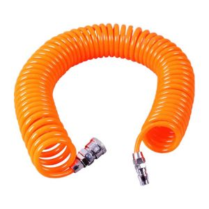 29.5ft x 0.3in Air Hose Coil Spring Compressor Tools