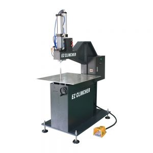 US Stock, Ving Automatic Clincher Machine for Metal Channel Letter Making, Metalworking Riveting Machine