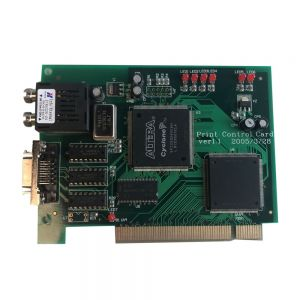 Printer PCI Card for Infiniti FY-3206H / FY-3206G / FY-3206B / FY-3208H / FY-3208G Frequency 44.736 HZ