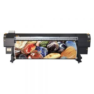 "US Stock, 126"" DX5 Sturdy and Robust Eco Solvent Printer"