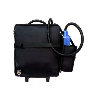Backpack Type 50W Metal and Non-metal Surface Laser Cleaner Oil Cleaner Dust Cleaning Machine