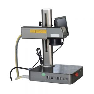20W Integrated Laser Marking Machine, Including Computer