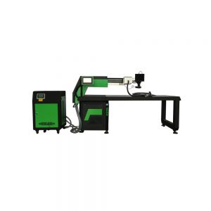Ving Hand-held Fiber Laser Welding Machine, with 2 Optical Path DH-350W-S for Channel Letter