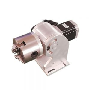 CNC Rotary Axis for Laser Marking Machine Operation