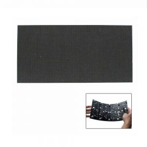 "Indoor LED Display Module P2.5 Medium 128x64 RGB LED Matrix Panel (12.6"" x 6.29"" x 0.5"")"