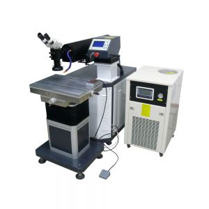 400W Mould Laser Welding Machine Welding Different Sorts of Steel as Used for Making Molds