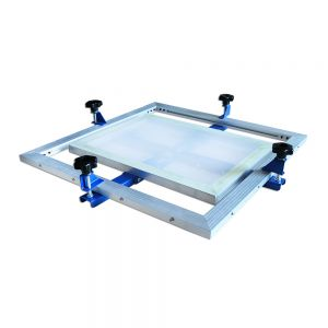 """24""""x24"""" Fast Self Stretching Screen Frame Type Multi-functional Stretcher"""