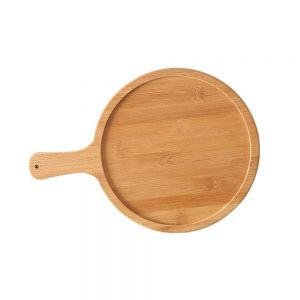 Bamboo Pizza Peel Paddle Can Be Laser Engraved Blank Board