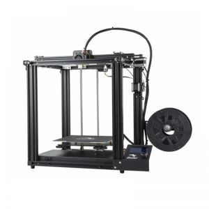 Creality 3D Printer Ender-5 Dual Y-axis Motors Magnetic Build Plate Power off Resume Printing Enclos