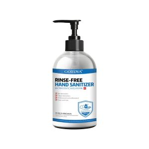 US Stock 300ml Hand Gel wash Rinse-Free Waterless ALCOHOL Based Disinfectant