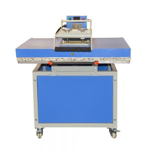 US Stock, 31in x 39in Large Format Manual Operation Hand Force Clamshell Textile Thermo Transfer Heat Press Machine 220V 1P