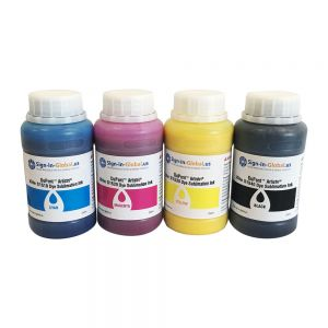 Dupont ARTISTRI CMYK Dye Sublimation ink - S1500+ Series-250ML4P
