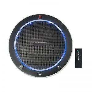 SV11W 2.4G Wireless Omnidirectional Speakerphone/Conference Speakerphone for Holding Meetings with Perfect Sound Quality
