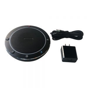 SV11B Bluetooth Speakerphone / Conference Speakerphone for Holding Meetings with Perfect Sound Quality