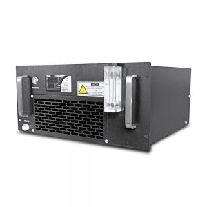 S&A RM-300BH UV laser water chillers with rack mount design for cooling 3W UV lasers