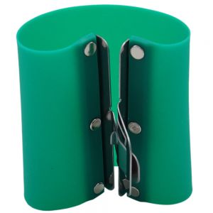 Ving Sublimation Silicone Rubber Mug Clamps Wraps for 15OZ Mugs