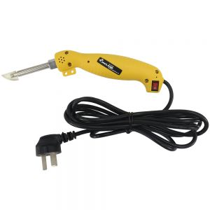 90W Handheld Electric Hot Knife Cutter for Banner cloth Cutter 220V