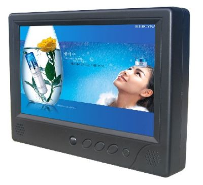 9 inch LCD Advertising Player with 2-minute Function