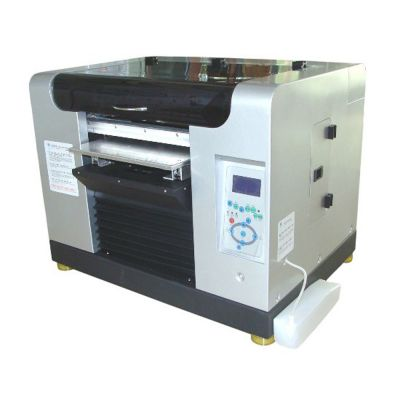 "13"" x 18.8"" A3+ Size Calca DFP1390E Economics No Coating Eco-solvent Flatbed Printer with Rip Software"