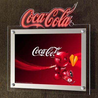 A4 Size Crystal LED Super Slim Light Box