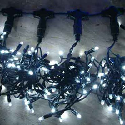 (2*4M)LED Clawed Curtain Light